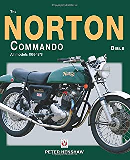 Norton Commando: The Complete Story (Crowood Motoclassic Series