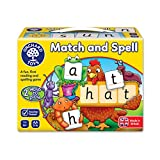 Orchard Match and Spell Reading Game