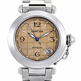 Cartier automatic-self-wind mens Watch W31024M7 (Certified Pre-owned)