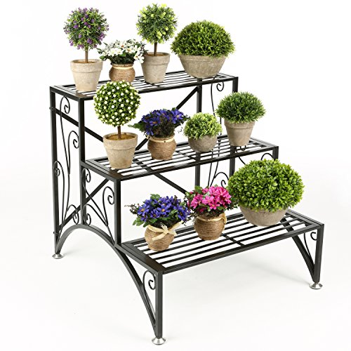3 plant stand - 9