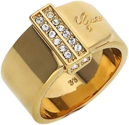 LOGO MINI PAVEE RNG(GL)-52 Women's Rings UBR28512-52