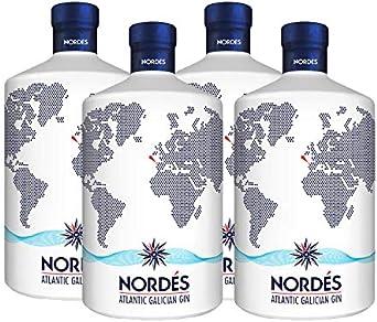 Ginebra Nordes de 70 cl - D.O. Galicia - Bodegas Osborne (Pack de ...