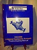 Tractor Hydro-Gear 310-3000 Integrated Hydrostatic Transaxle Manual
