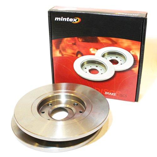 Mintex Brake Discs MDC2013 (Hole Bolt 16')