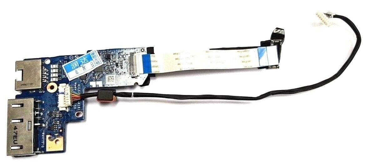 New Thinkpad E540 Compatible for Lenovo Jack DC Power In Port LAN Onelink Board Cables NS-A161 by Dominexsus