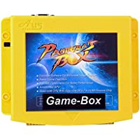 Pandora box 4X <800 in 1> Jamma Arcade Cabinet Game Box, Arcade Kit Diy, Classics Fighting Games Board For LCD/ CRT(15kHz) Monitor