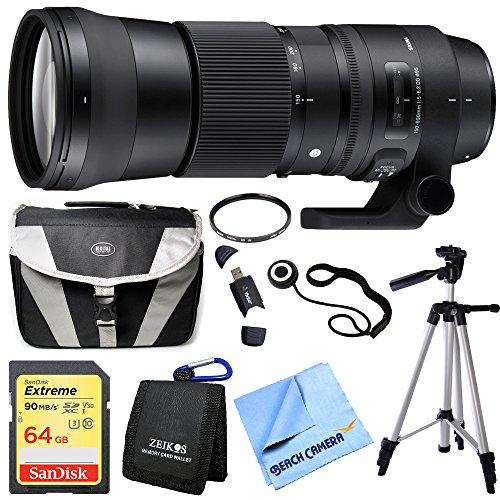 Sigma 150-600mm F5-6.3 DG OS HSM Zoom Lens  for Nikon DSLR C