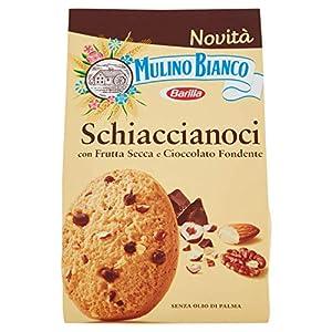 MULINO BIANCO - BISCOTTI SCHIACCIANOCI - 300 GR
