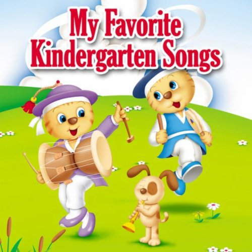 Halloween Songs For Kindergarten (My Favorite Kindergarten)