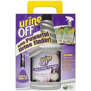 Amazon.com: URNPT4527 - Urine Off PT4527 Cat Urine Finder ...