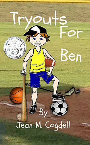 Tryouts for Ben by [Cogdell, Jean M]