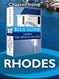 Rhodes %2D Blue Guide Chapter %28from Bl...
