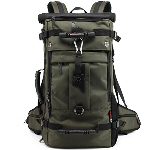 large backpack made very durable and is great for hiking by Fresion