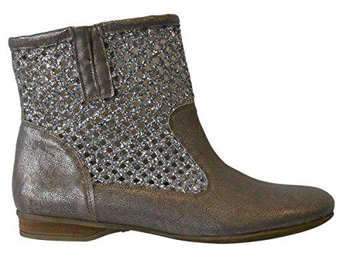 Dorking Beige Boots Woman 5907 Pailletee 7R1q7