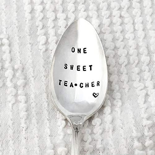 - One Sweet Tea-cher Spoon