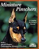 Miniature Pinschers, D. Caroline Coile, 0812093461