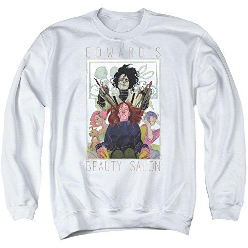 Edward Scissorhands - Salon Adult Crewneck Sweatshirt