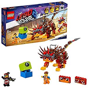 LEGO Movie 2 Ultrakatty & Warrior Lucy! 70827 Playset Toy