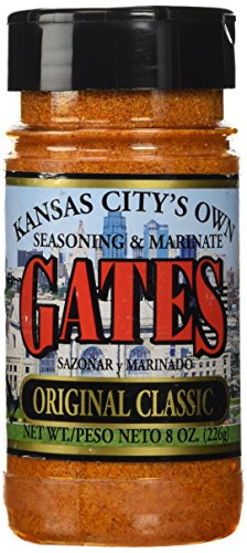 Gates Bar-B-Q All Purpose Seasoning & Marinate (Original Classic)