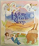 Before I go to Sleep: Bible Stories, Poems, & Prayers for Children