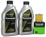 2003 Kawsaki LAKOTA SPORT Full Synthetic Oil Change Kit