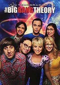 Pack The Big Bang Theory Temporada 1-8 [DVD]: Amazon.es