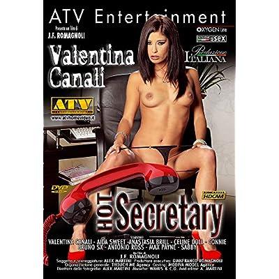 """HOT SECRETARY - """" heiße Sekretärin """""""