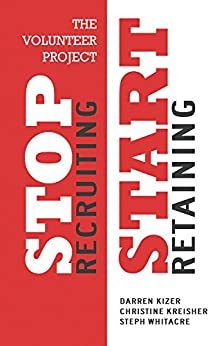 Volunteer Project Recruiting Start Retaining ebook product image