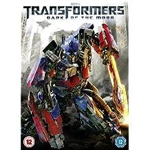 Transformers: Dark of the Moon [Region 2 Formatted DVD)