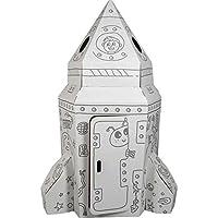 Legler - 10018 - Maison de jeu en carton - Fusée