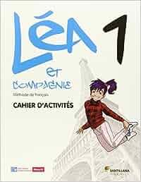 LEA ET CIE 1 CAHIER + CD CAHIER ED15 - 9788490490976