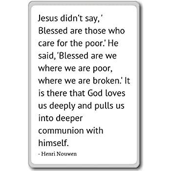 Amazon.com: Jesus didn\'t say, Blessed are those who care ...