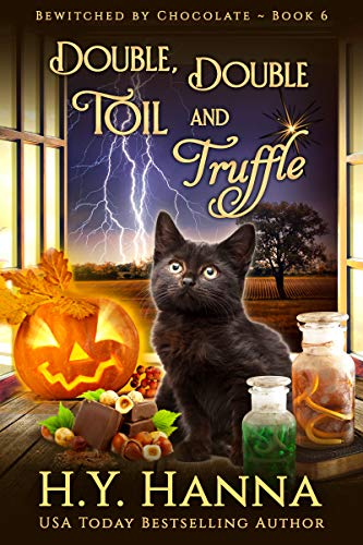 Double Truffle Bewitched Chocolate Mysteries ebook product image