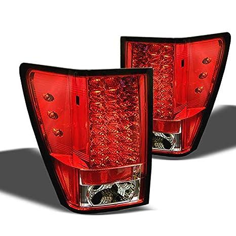 REFLEKTOR GRAND CHEROKEE 99 LINKS RECHTECKIG BLINKER HINTEN BLINKER