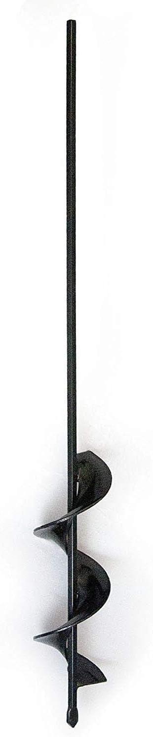 620mm length Bulb /& Bedding Plant Auger Non-Slip Hex Drive Smarcent Flower Bulb HEX Shaft Drill Planter
