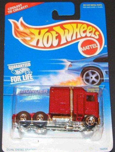 Hot Wheels Thunder Roller on