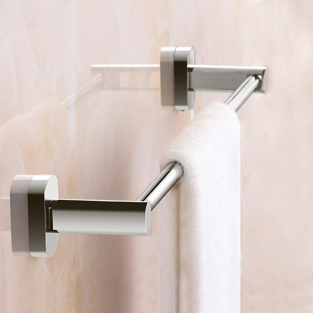 タオルバー シングルタオルラック、フル銅シングルタオルバー、バスルームタオルラック、バスルームバスルームのハードウェアペンダント ( サイズ さいず : 100cm ) B07CRC9NPT100cm