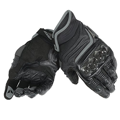 Short Cuff Motorcycle Gloves - 4