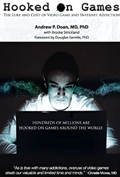 Hooked Games Video Internet Addiction ebook product image