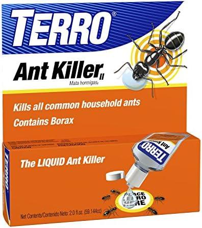Amazon Com Terro 2 Oz Liquid Ant Killer Ll T200 Home Pest Lures Garden Outdoor