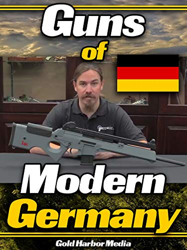 Gold Harbor - Guns of Modern Germany