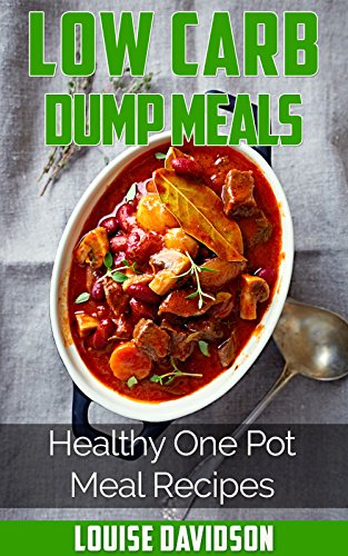 Low Carb Dump Meals Healthy ebook product image