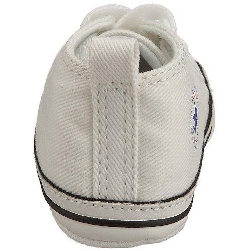 Converse Chuck Taylor All Star Core Hi - Botines de lona para bebé Blanco