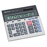 SHRQS2130 - Sharp QS-2130 Compact Desktop Calculator