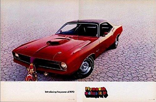 1970 CHRYSLER-PLYMOUTH: HEMI 'CUDA 426, SPORT FURY BROUGHAM, BARRACUDA GRAN COUPE & CHRYSLER 300 2-Door HRDTOP
