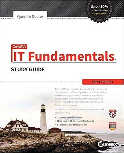 Comptia it fundamentals study guide exam fc0 u51 9781119096481 comptia it fundamentals study guide exam fc0 u51 1st edition fandeluxe Images