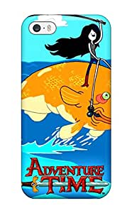 Brooke Galit Grutman's Shop New Style Awesome Case Cover/iphone 5/5s Defender Case Cover(adventure Time)
