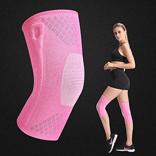 TY BEI Kneepad Warm Knee Pads Professional Meniscus Injury Knee Pads Ladies Sports Fitness Knee Protectors - 4 Sizes Optional @@ (Size : S) by TY BEI (Image #3)