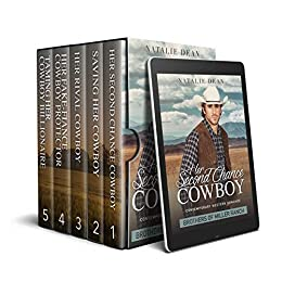 Brothers of Miller Ranch Box Set: Contemporary Western Romance by [Dean, Natalie]