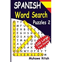 Spanish Word Search Puzzles 2